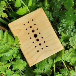 porte savon en pin fabrication artisanale dans le gard